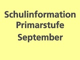 2009 Schulinformation PS